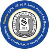 2008 Alfred P. Sloan Award for Business Excellence in Workplace  Flexibility