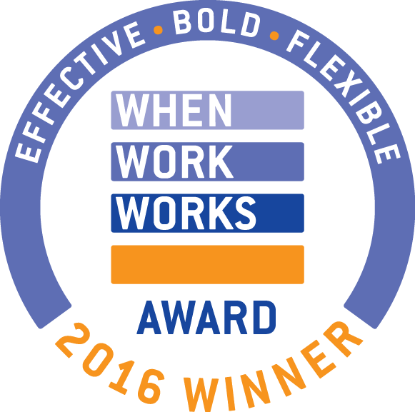 2010 Alfred P. Sloan Award for Business Excellence in Workplace Flexibility
